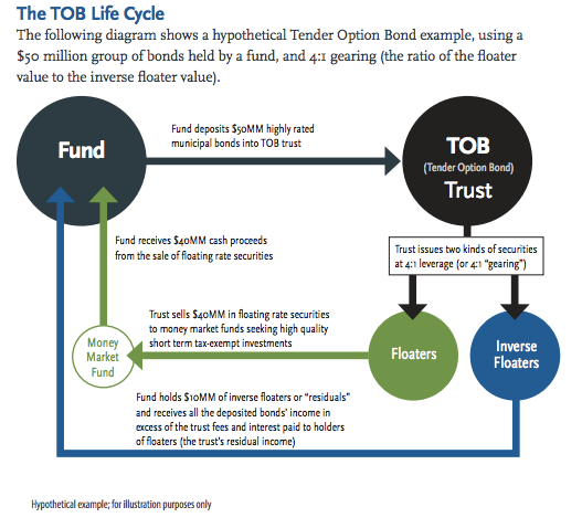 The TOB Life Cycle Diagram